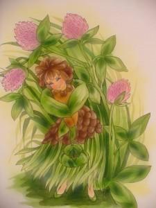 Zeichnung: Christl Vogl