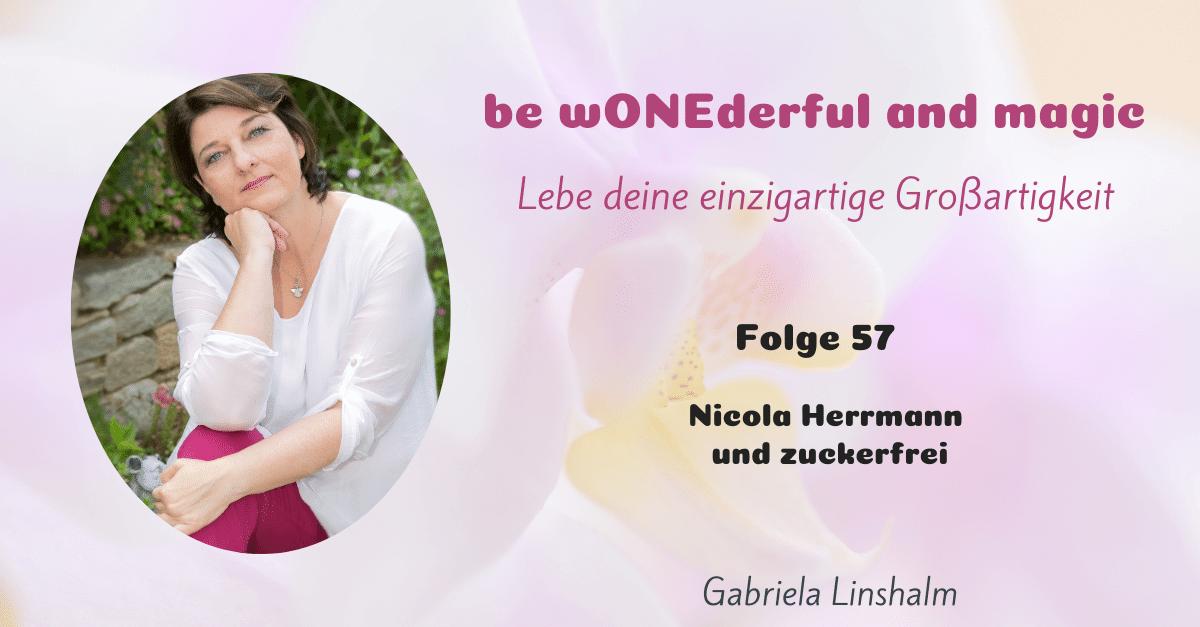 [57] Nicola Herrmann und zuckerfrei
